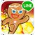 LINE �N�b�L�[����