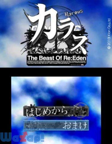 Karous -The Beast of Re:Eden-