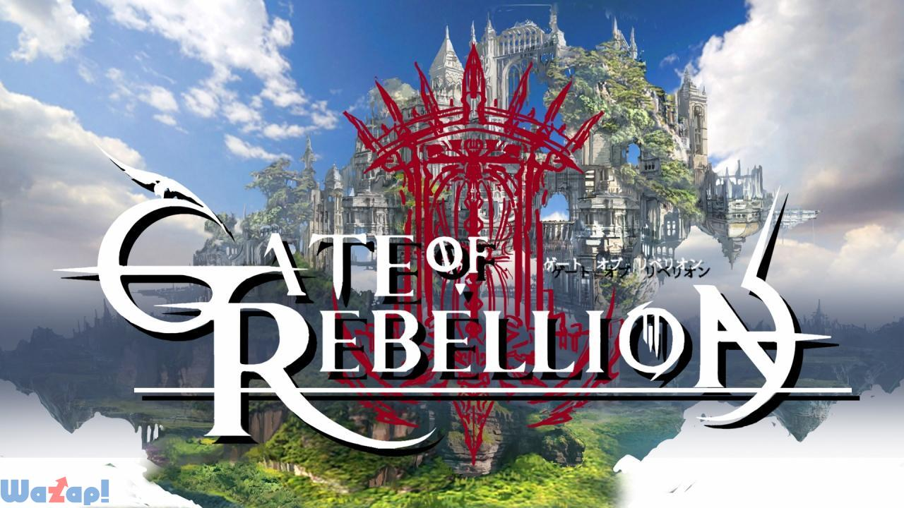 GATE OF REBELLION