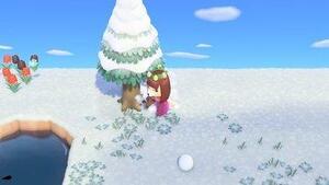 森 雪 玉 あつ 【あつ森】雪の結晶の取り方とレシピ一覧